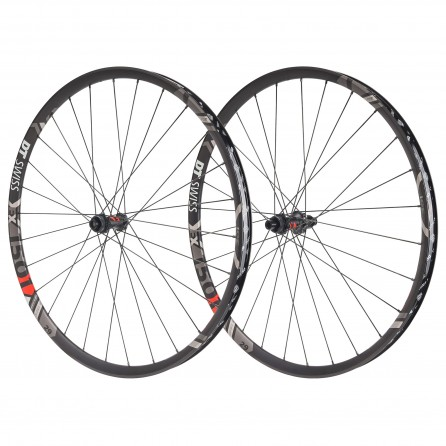 "Set Ruote DT Swiss EX 1501 SPLINE ONE 29"" 30mm."