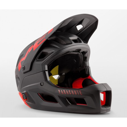 Casco Met Parachute MCR 2019 Black-Red