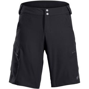 Pantaloncini Bontrager Evoke Nero