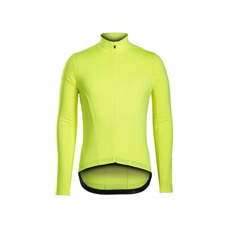 Maglia Bontrager Velocis Thermal LS Visibility Yellow
