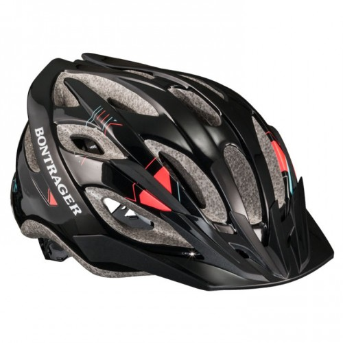 Casco Bontrager Solstice Youth Black