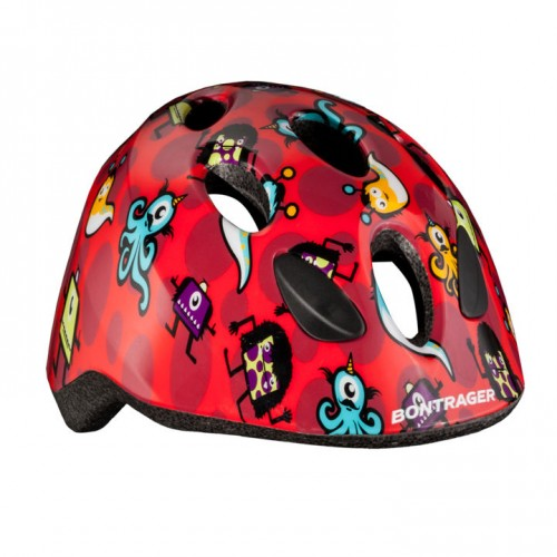 Casco Bontrager Little Dipper Monsters Bambino