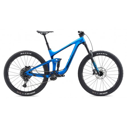 "Bicicletta Giant Reign Advanced Pro 2 29"" 2020 - Metallic Blue"