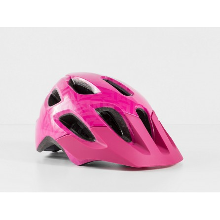 Casco Bontrager Tyro Youth Flamingo Pink