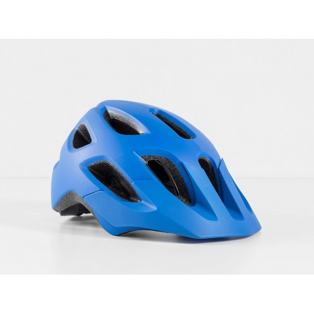 Casco Bontrager Tyro Youth Blue Royal