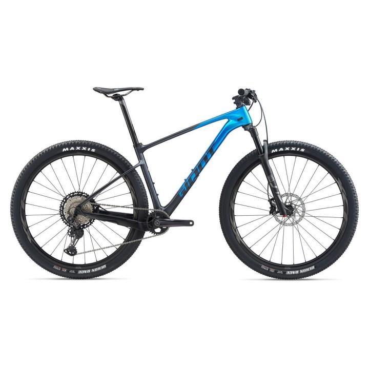 Bicicletta Giant XTC Advanced SL 1 2020 Metallic Blue