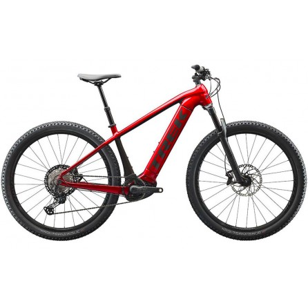 Bicicletta Trek Powerfly 5 2021 Radioactive Red/Trek Black