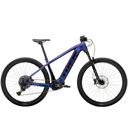 Bicicletta Trek Powerfly 5 2021 - Purple Flip/Trek Black