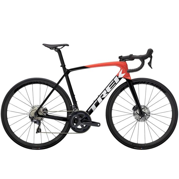 Bicicletta Trek Emonda SL 6 DISC PRO 2021 Trek Black/Radioactive Red