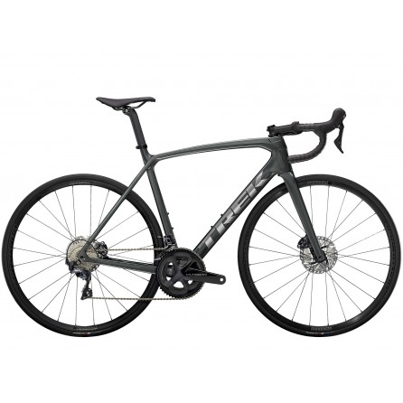 Bicicletta Trek Emonda SL 6 2021 - Lithium Grey/Brushed Chrome