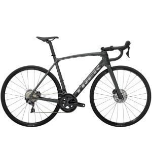 Bicicletta Trek Emonda SL 6 2021 - Lithium Grey/Brushed Chrome