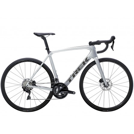 Bicicletta Trek Emonda SL 5 2021 - Quicksilver/Brushed Chrome