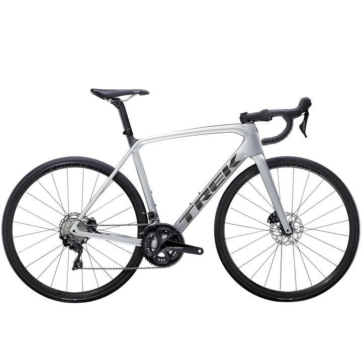 Bicicletta Trek Emonda SL 5 2021 - Quicksilver/Brushed Chrome