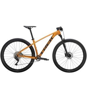 Bicicletta Trek X-Caliber 7 2021 - Factory Orange/Lithium Grey