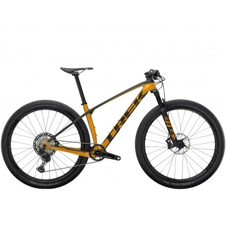 Bicicletta Trek Procaliber 9.8 2021 - Factory Orange/Lithium Grey