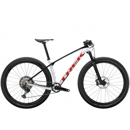 Bicicletta Trek Procaliber 9.8 2021 - Crystal White/Trek Black