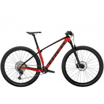 Bicicletta Trek Procaliber 9.6 2021 - Radioactive Red/Trek Black