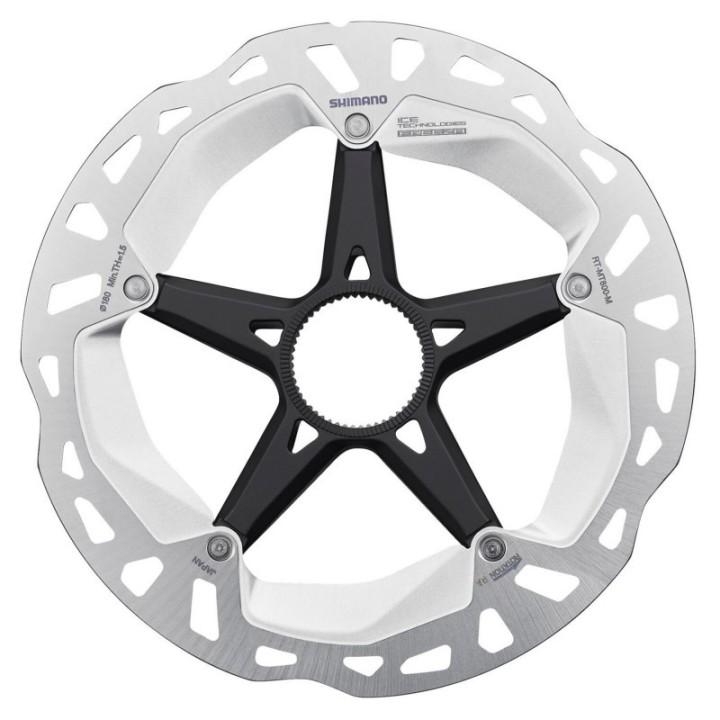 Disco Shimano 180mm Center Lock - RT-MT800 Ice-Tech Freeza
