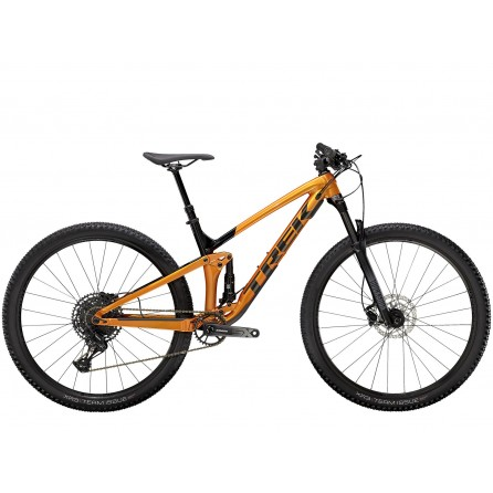 Bicicletta Trek Top Fuel 7 SX 2021 - Factory Orange/Trek Black
