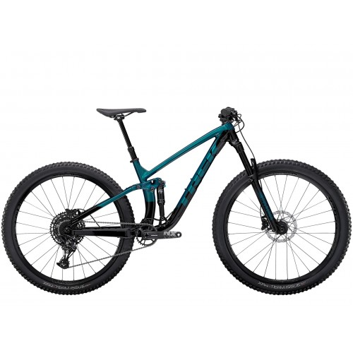 Bicicletta Trek Fuel Ex 7 NX 2021 - Dark Aquatic/Trek Black