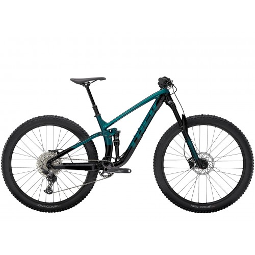 Bicicletta Trek Fuel Ex 5 2021 - Dark Aquatic/Trek Black