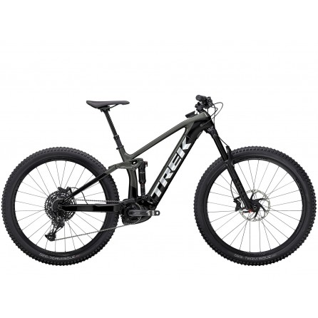 Bicicletta Trek Rail 9.7 2021 - Lithium Grey/Trek Black