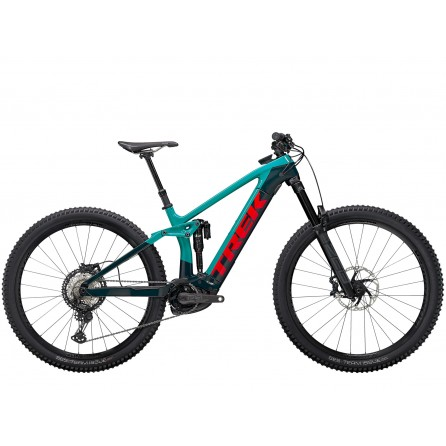 Bicicletta Trek Rail 9.8 XT 2021 - Teal/Nautical Navy