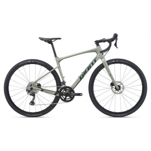 Bicicletta Gravel Giant Revolt Advanced 2 2021 Desert Sage