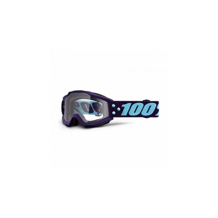 Mascherina 100% Accuri 2 Purple - Blue