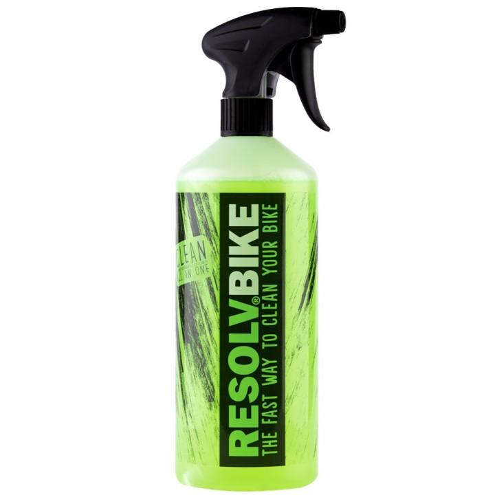 Detergente ResolvBike 1 Litro con Trigger