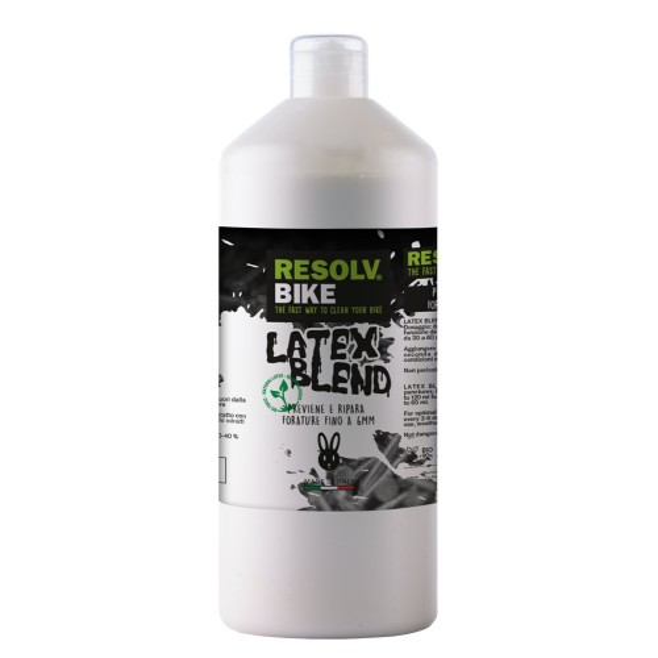 ResolvBike Liquido Sigillante Antiforatura Latex Blend 1 litro