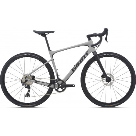 Bicicletta Gravel Giant Revolt Advanced 1 2021 Concrete