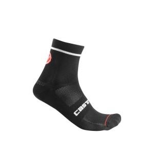 Calze Castelli Entrata 9 Sock Black