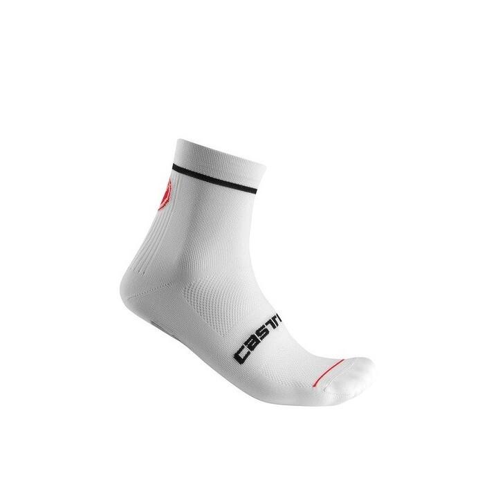 Calze Castelli Entrata 9 Sock White