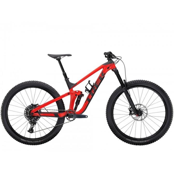 Bicicletta Trek Slash 7 2021 Gloss Radioactive Red / Matte Black