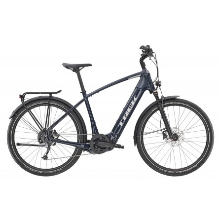 Bicicletta Trek Allant+ 7 2021 Nautical Navy